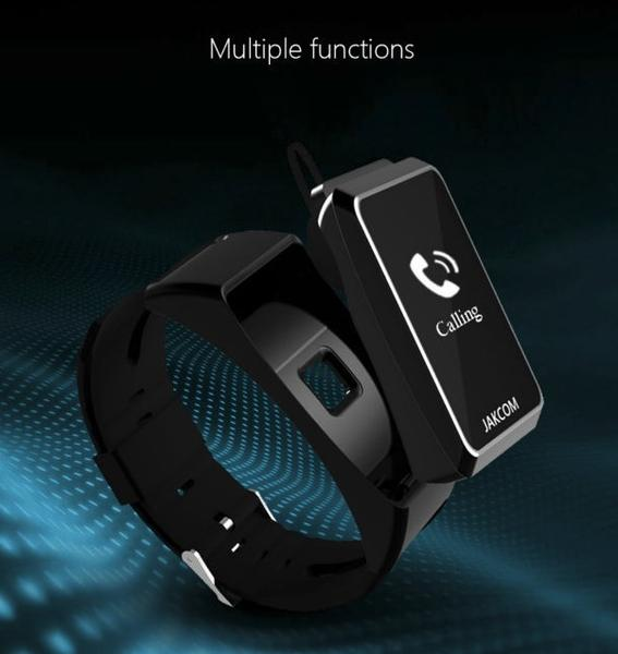 montre fitness ecouteur bluetooth
